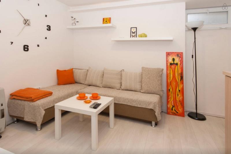 Studio bulevar Despota Stefana, holiday rental in Belgrade