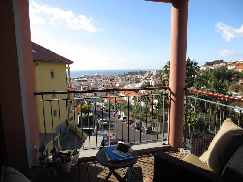 909c2fe2f5 Living Funchal - Shared Swimming Pool   Gym - TripAdvisor - Funchal ...