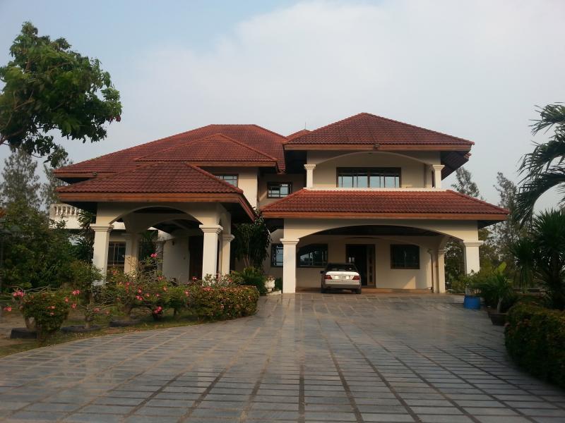 Haus Vorderseite