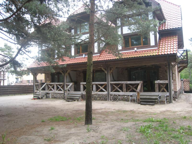 Cottage for rent near the sea, holiday rental in Klaipeda County