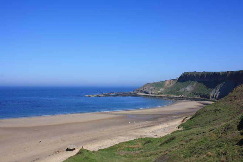 Cayton Bay - nearby