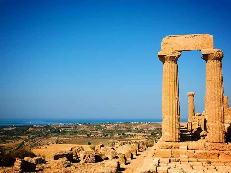 El Valle de los Templos - Patrimonio - Agrigento