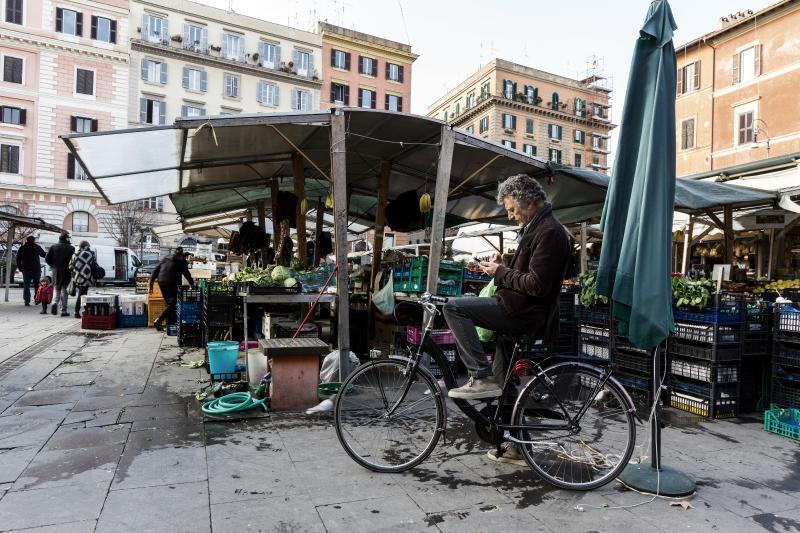 San Cosimato Fresh Market