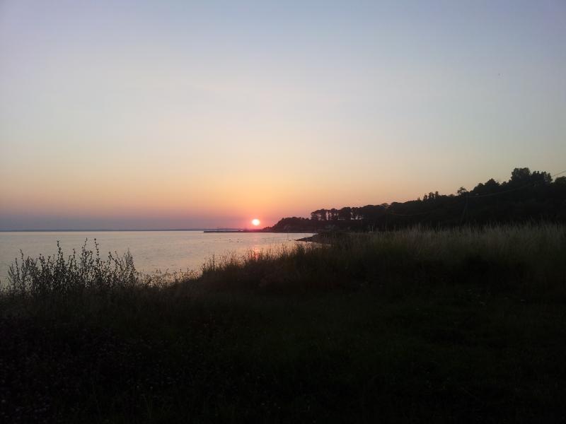 Sunset at Ålabodarna