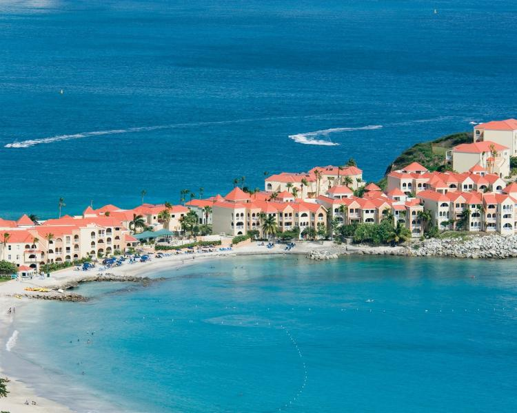 Divi Little Bay Beach Resort Sint Maarten One Bedroom One Bathroom Sleeps 4, holiday rental in Philipsburg