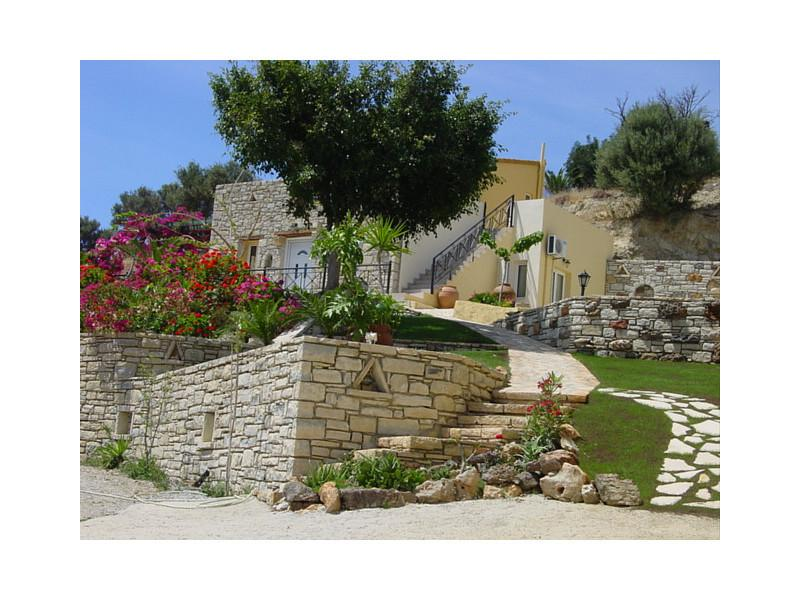 villacharula, holiday rental in Pitsidia