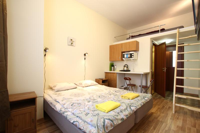 Comfortable Studio on Kolomenskaya, holiday rental in St. Petersburg