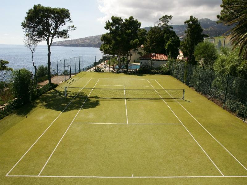 Tennis at Hotel Albatroz