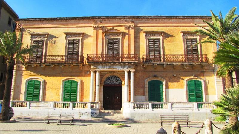 Casa Mare Orizzonte, holiday rental in Pozzallo