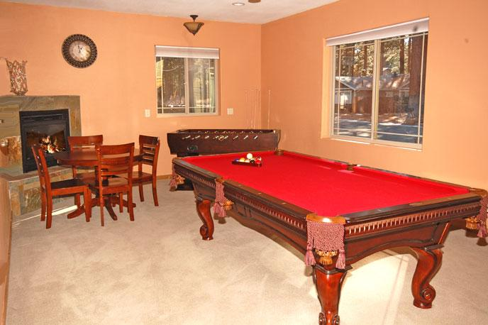 Pool Table and Foosball