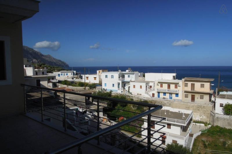 Studio view in karpathos, vacation rental in Diafani