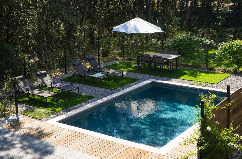 La piscina da studio