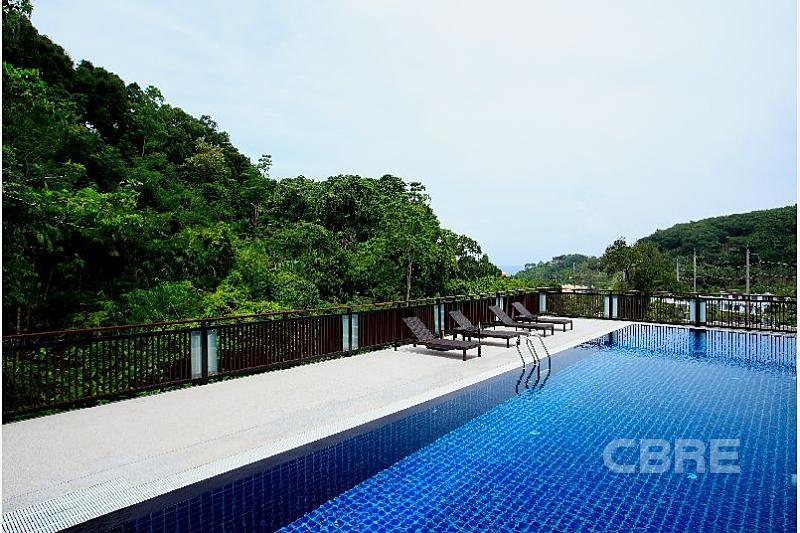 Phuket-Kamala valt mooie vakantie woning met tuin /Pool