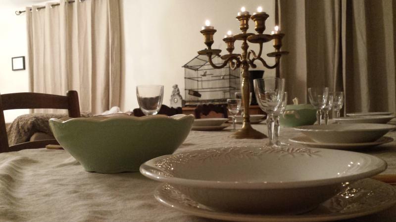 Salle à manger : L'heure du repas