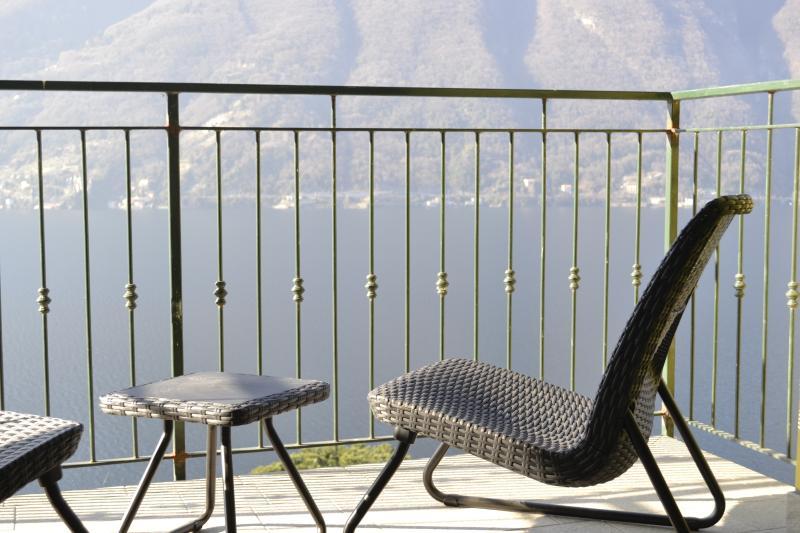 Il Balcone dei Limoni Zagara Lago di como, location de vacances à Nesso