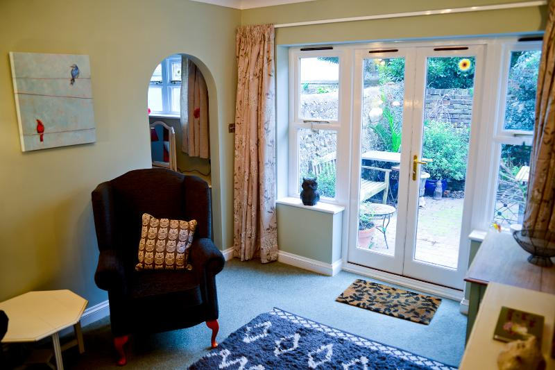The Annexe, holiday rental in Tarring