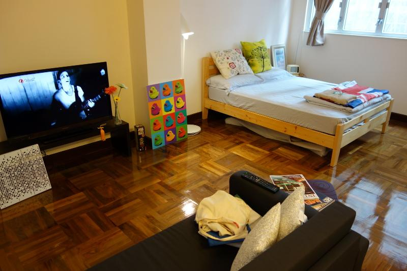 COZY FLAT NEAR COMMERCIAL CENTER, holiday rental in Shenzhen