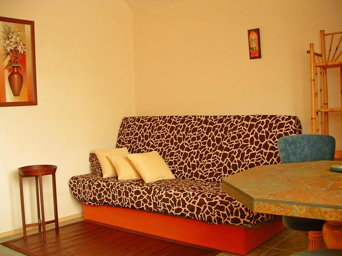 Small lux apartment in the top of the city, holiday rental in Varna