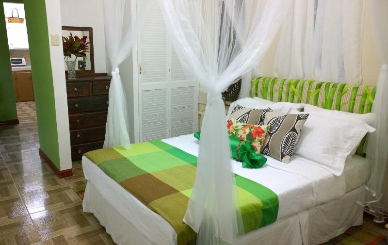 Dormitorio apto para la realeza