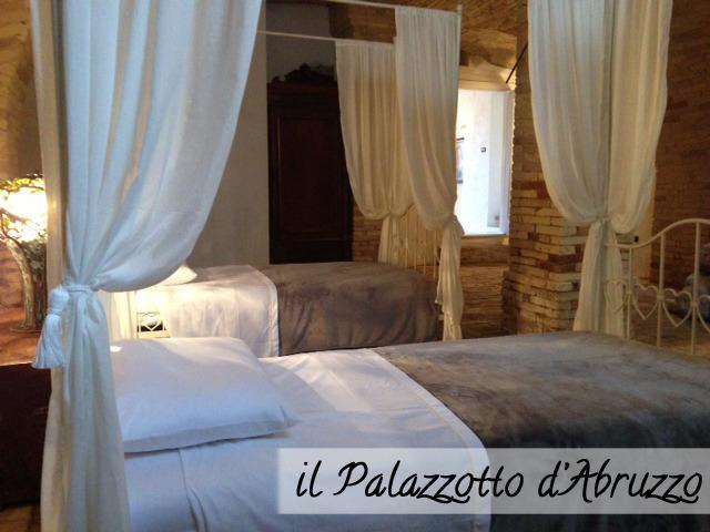 Palazzotto d'Abruzzo - The Italian great beauty, holiday rental in Loreto Aprutino