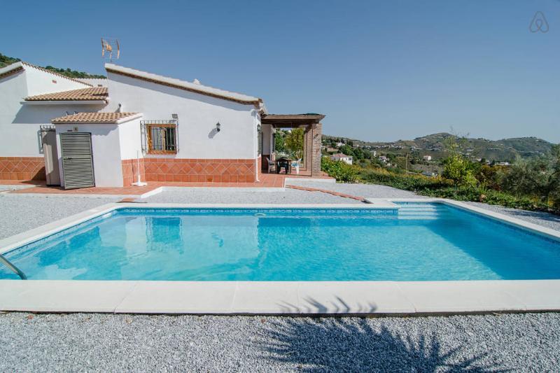 Casa Rafa, Competa/Canillas de Albaida, vacation rental in Competa