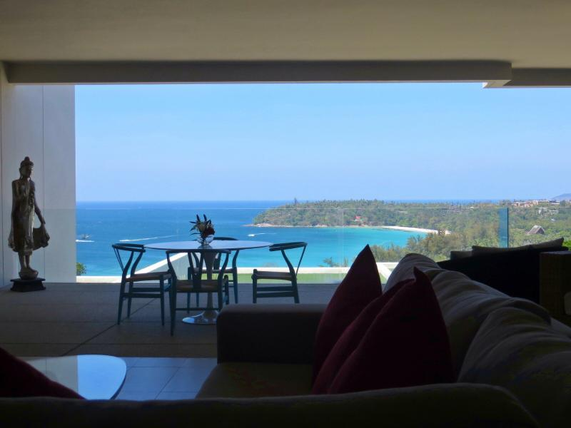 Specatuclar Ocean View From Living, Dining, Terrace, and Master Bedroom