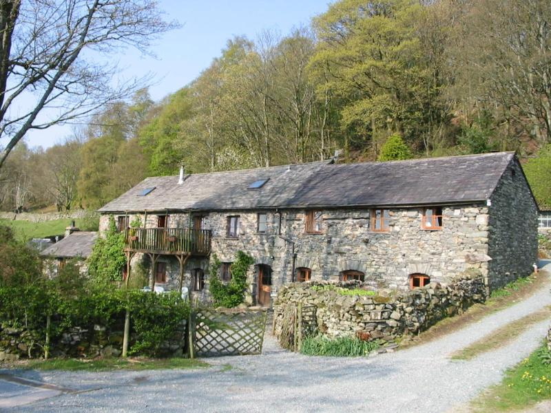 Old Pottery Cottage in  Torver near Coniston, Southern Lake District., vakantiewoning in Coniston