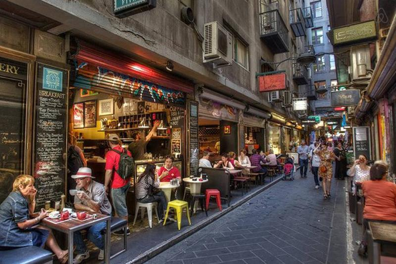 Experience the renowned culture of concept cafes in Melbourne city.