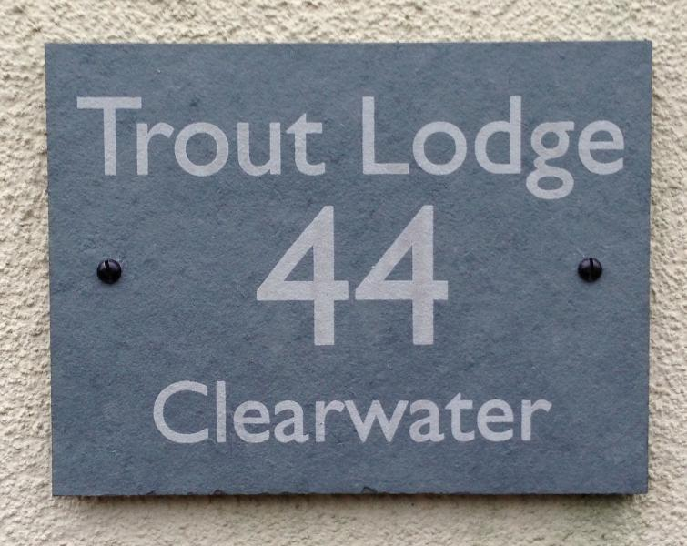 A warm welcome awaits you at Trout Lodge