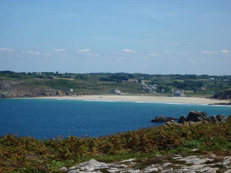 Babe de Trespasses beach near Point de Raz