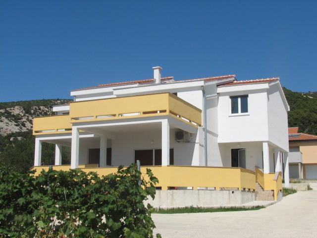 Apartments  Pijaza  A2, location de vacances à La ville de Rab