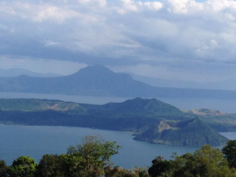 Breath taking views of Taal Lake/Volcano - Priceless!!!