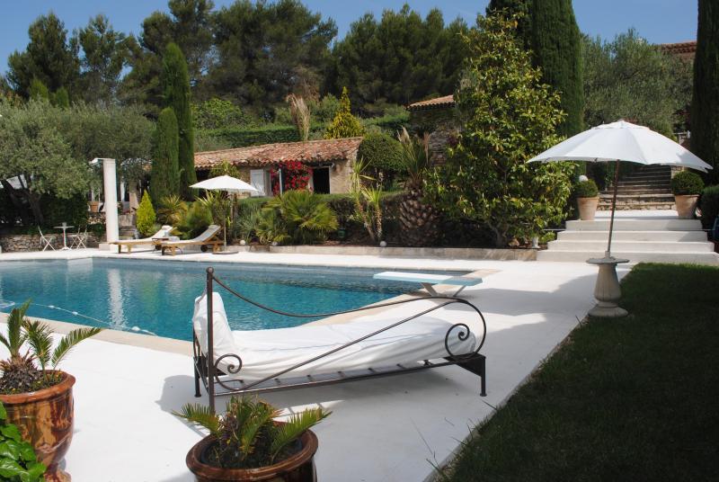 Le Clos Fontsainte, location de vacances à Draguignan