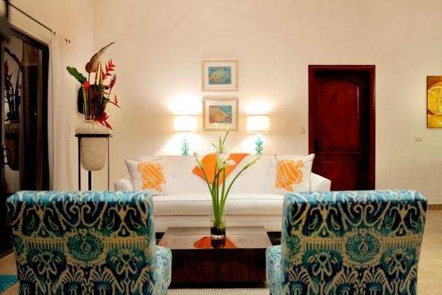 Habitaciones especialmente equipadas. Imaginar, flores frescas de su jardín...