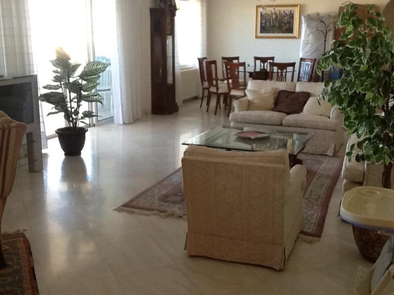 Beautiful 3-bed, 2-bath sea view  condo, holiday rental in Saronida