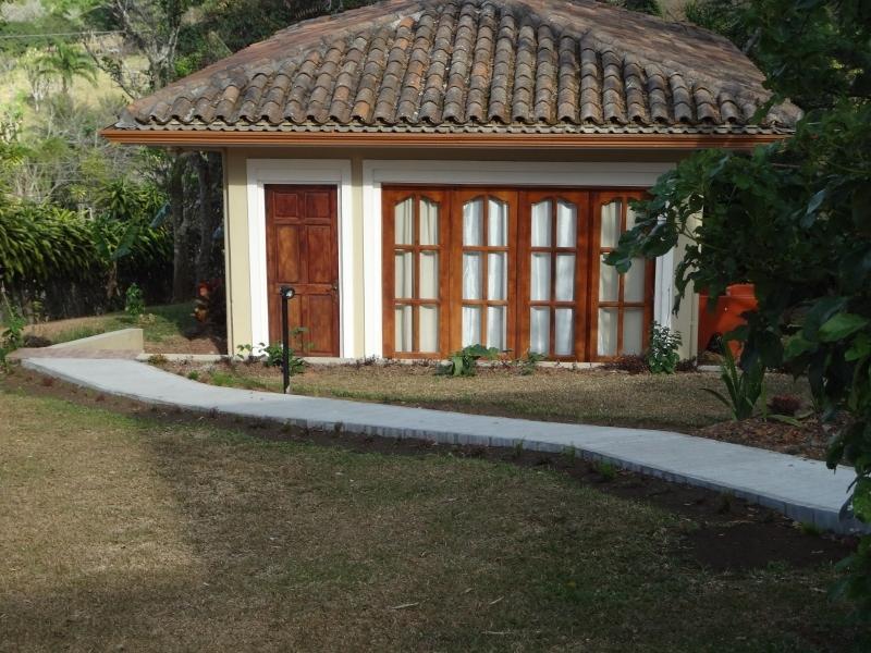 Uso del alojamiento casita adicionales disponible para grupos más grandes de los huéspedes