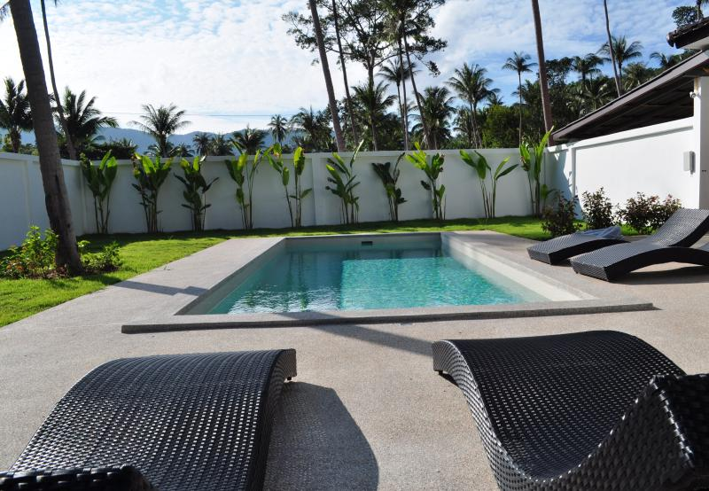 Pool Villa with stunning view on coconut area