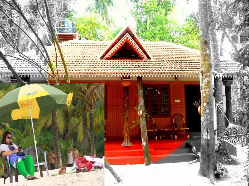 Marari Beach House, holiday rental in Mararikulam