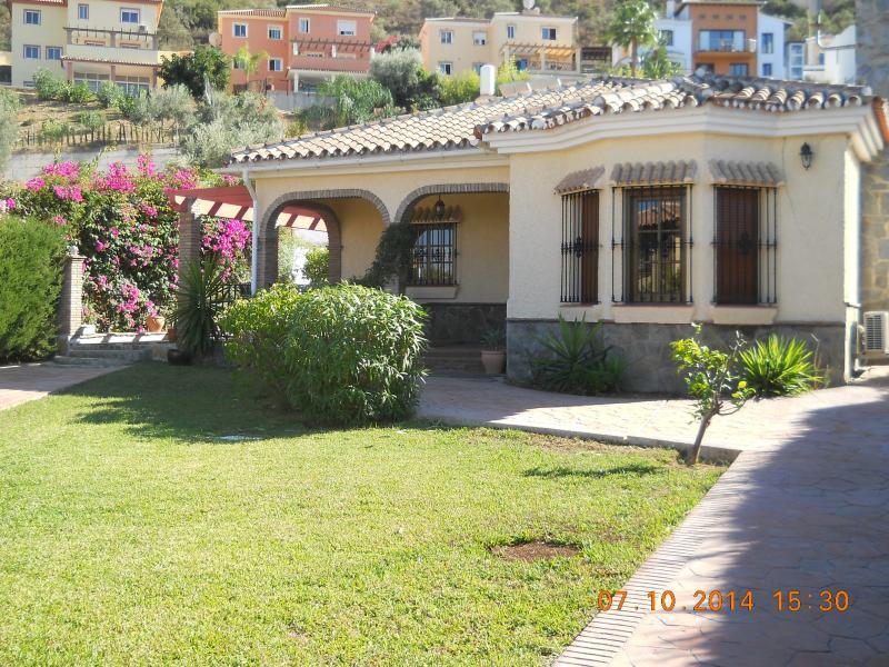 Front View of Casa Torela