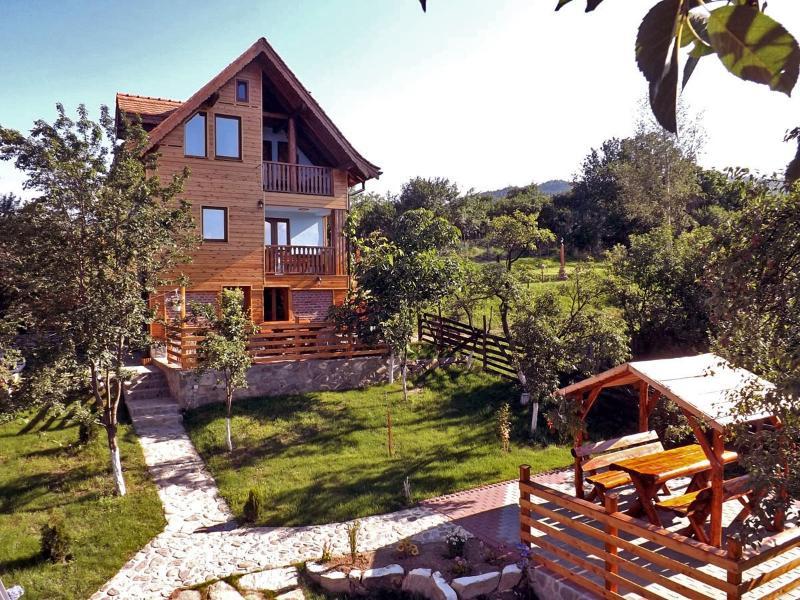 Villa Zollo at the Carpathian foothills | Sibiu Transylvania Romania