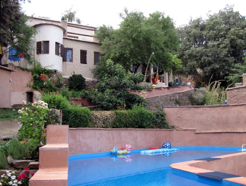 Cortijo la Suerte Casa Rural/Rustic Villa - Pitres – semesterbostad i Bubion
