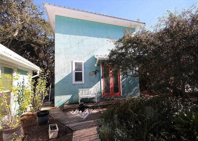 Sugaree - guest cottage steps to the beach, holiday rental in Seagrove Beach