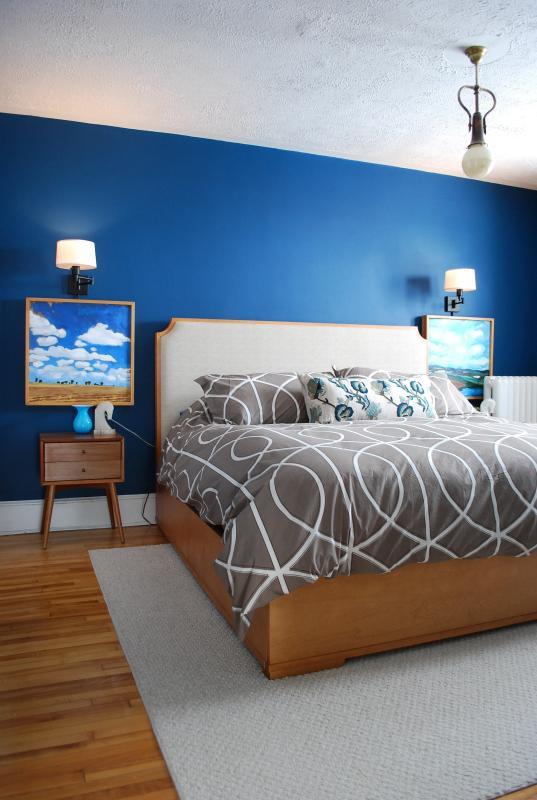 2nd Floor Bedroom King Bed
