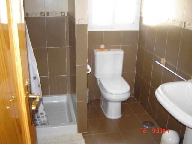 2º cuarto de ducha.