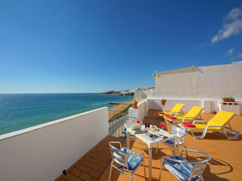 Top Terrace of the Building with a Magnificent View with access for both apartments