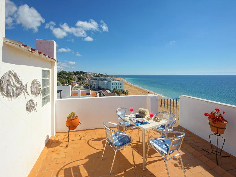 Top Terrace of the Building with a Stunning View with access for both apartments