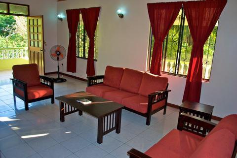 Floresta tropical Residence - sala de estar