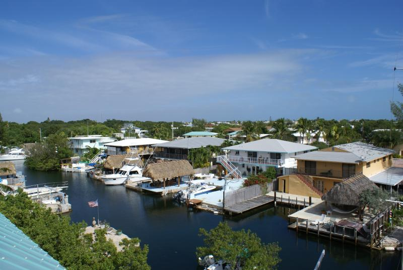 Welcome to lovely and new 'Largo Vista', an Ocean-side waterfront home!