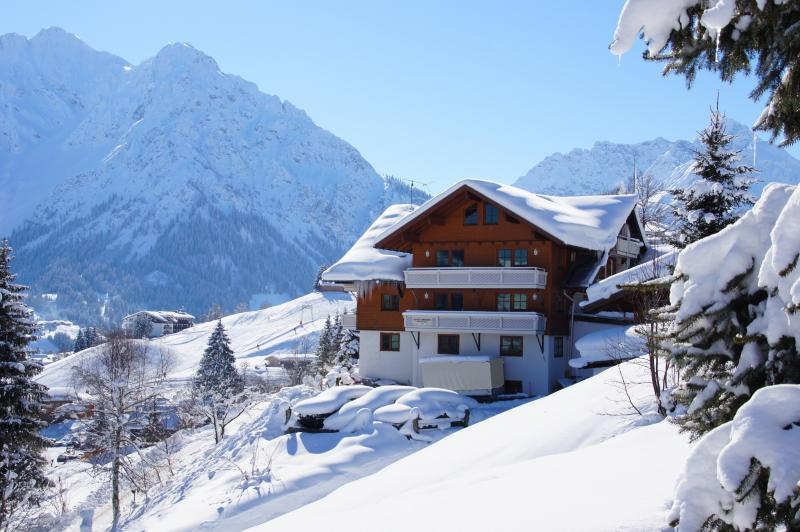 Gästehaus am Berg, vacation rental in Lech