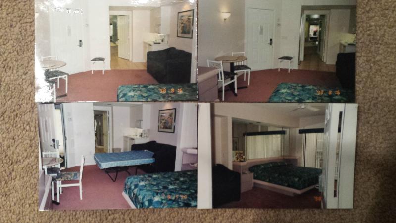 Se trata de la villa de 1 dormitorio con jacuzzi, ducha, mini cocina y cuarto de baño privado.